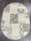 Бельгийский ковер Genova 38009-655590_oval